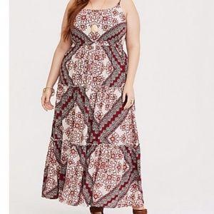 NEW Torrid Maxi Dress